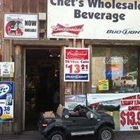 CHET'S Wholesale Beverage