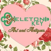 Skeleton Key Art and Antiques