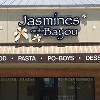 Jasmines on the Bayou