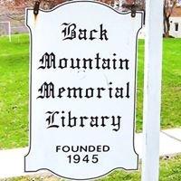 Back Mountain Memorial Library