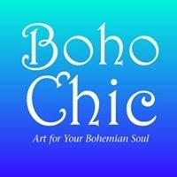 Boho Chic Fine Art