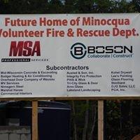 Minocqua Fire & Rescue Department