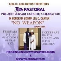 King of Kings Baptist Ministries