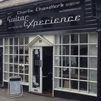 Charlie Chandler's Guitar Experience