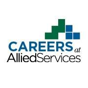 Careers at Allied Services