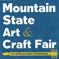 Mountain State Art & Craft Fair