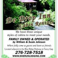 Do Drop Inn Cabin Rentals