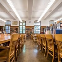 Ricker Library of Architecture and Art at the University of Illinois