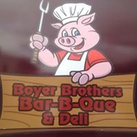 Boyer Brothers Bar-B-Que and Deli Food Truck