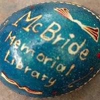 McBride Memorial Library