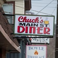 Chuck's Main St Diner