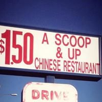 1.50 a scoop and up chinese restaurant