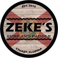 Zeke's Surf, Skate & Paddle Boarding Sports