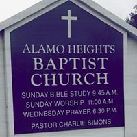 Alamo Heights Baptist Church