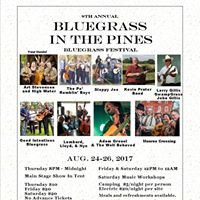 Bluegrass In The Pines