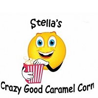 Stella's Crazy Good Caramel Corn