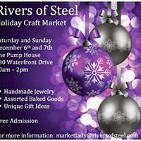 Rivers of Steel Sunday Heritage Market at the Pump House
