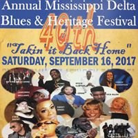Mississippi Delta Blues and Heritage Festival