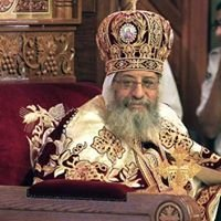 His Holiness Pope Tawadros II