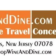 Shop Wine and Dine-Food & Wine Travel Concepts