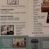 Ishpeming Area Historical Society & Museum