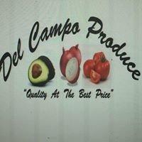 Del Campo Produce Inc.
