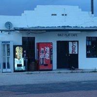 Salt Flat Cafe Texas