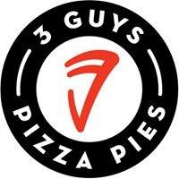 Three Guys Pizza Pies - Cordova