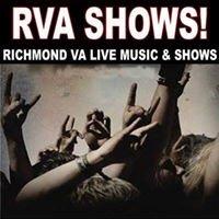 RVA SHOWS