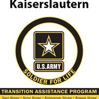 Kaiserslautern Soldier for Life - Transition Assistance Program