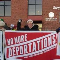 No More Deportations Campaign - Minnesota
