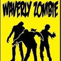 Waverly Zombie Walk/Food Drive