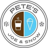 Pete's Joe & Snow