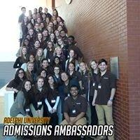 Adelphi University Admissions Ambassadors