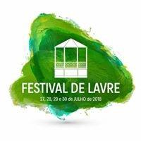 FESTIVAL DE LAVRE