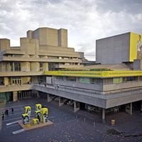The National Theatre, South Bank
