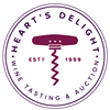 Heart's Delight Wine Tasting & Auction