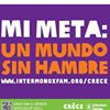 Intermón Oxfam en Madrid