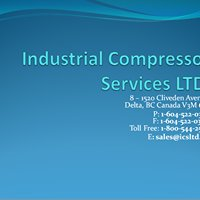Industrial Compressor Services Ltd.
