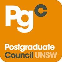 Postgraduate Council UNSW