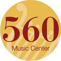 The 560 Music Center