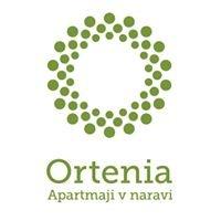 Ortenia - apartments in nature / apartmaji v naravi