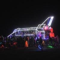 Disco Space Shuttle