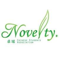 Novelty - UTSC Chinese Students Association (NCSA)