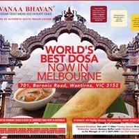 Saravanaa Bhavan Sydney