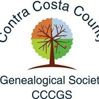 Contra Costa County Genealogical Society - California USA