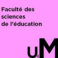 Faculté des sciences de l'éducation - Université de Montréal