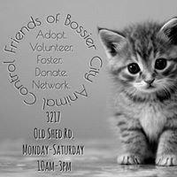 Friends of Bossier City Animal Control, Bossier City, La.