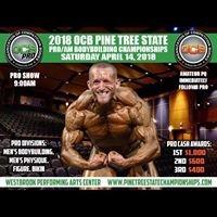OCB Pine Tree State Pro/Am Bodybuilding Championships