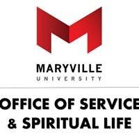 Maryville University Office of Service & Spiritual Life